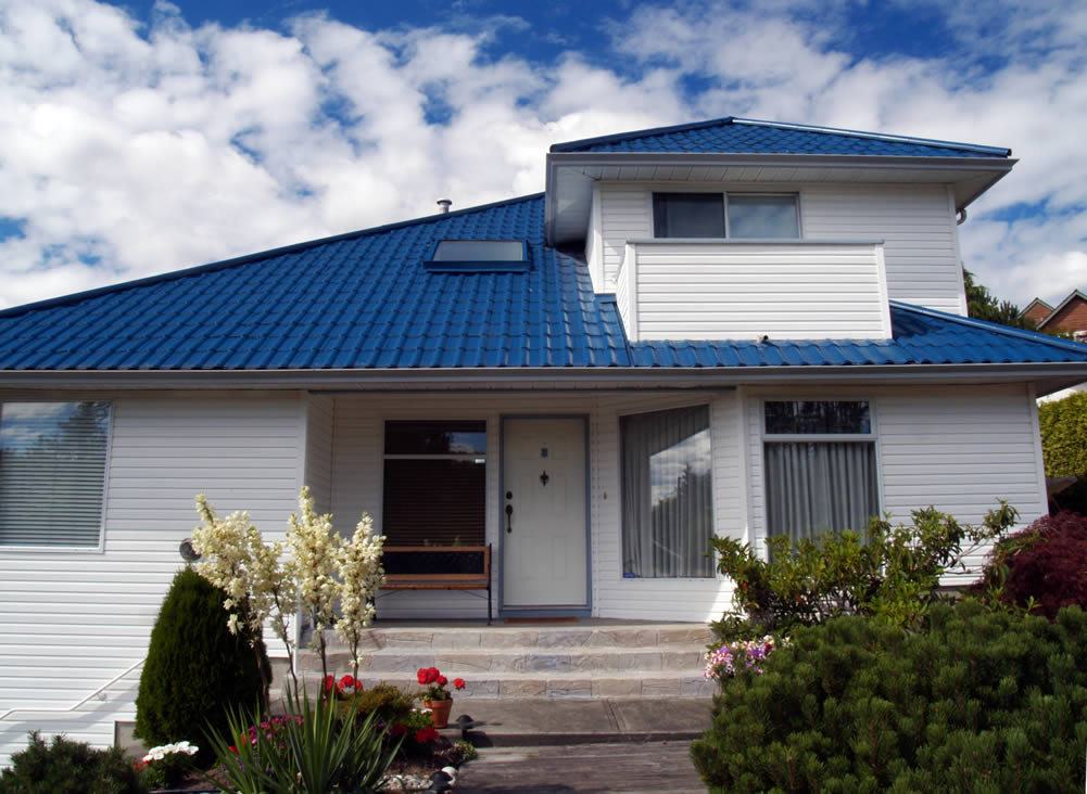 Photo gallery real longlife enviro roofing for Enviro homes